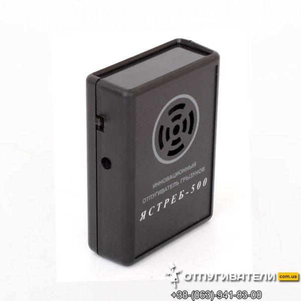 Ультразвуковой отпугиватель мышей и крыс Ястреб-500