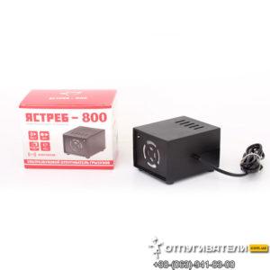 Мощный ультразвуковой отпугиватель крыс и мышей Ястреб 800 с двумя излучателями