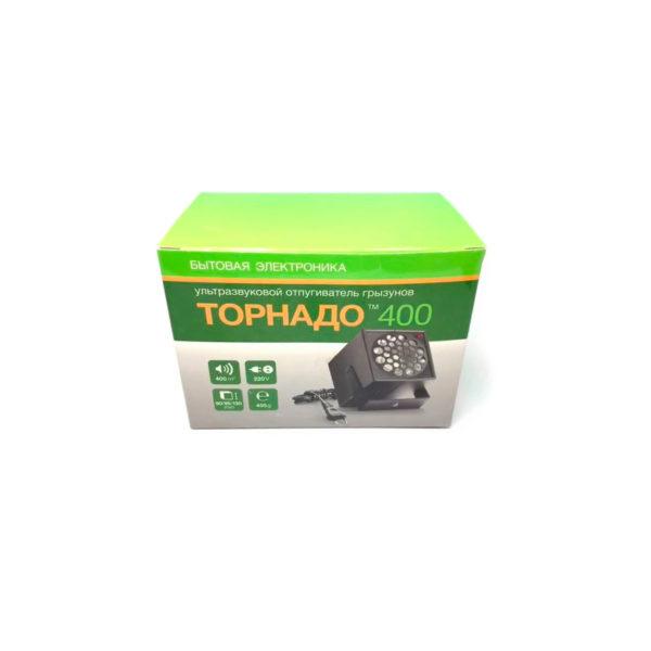 УЗ отпугиватель Торнадо-400 (упаковка)