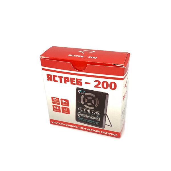 Упаковка отпугивателя грызунов Ястреб 200