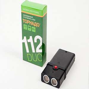 Ультразвуковой отпугиватель собак Торнадо 112 Duo