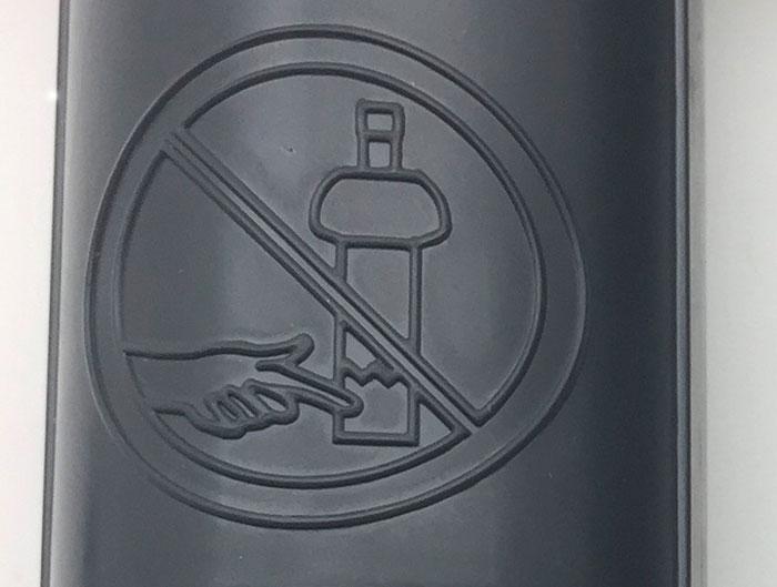 Специальный знак безопасности