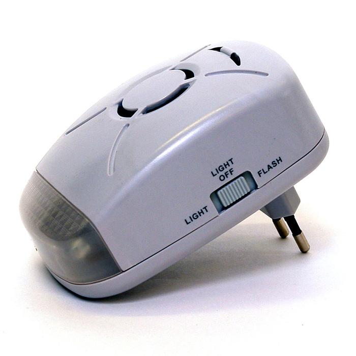 Универсальный стационарный ультразвуковой отпугиватель москитов, комаров и грызунов Ястреб МГ-10