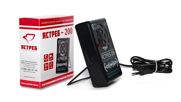 Ультразвуковий відлякувач мишей Яструб-200