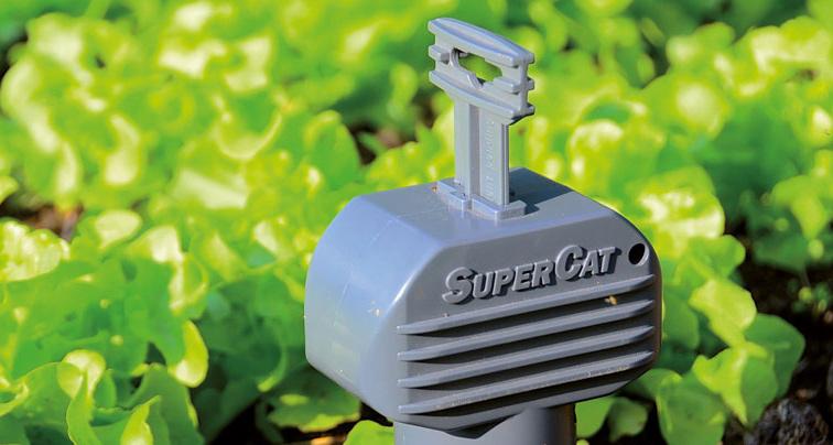 Внешний вид кротоловки Supercat Vole Trap от Swissinno