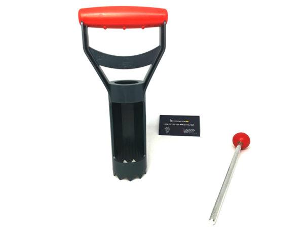 Пластиковый Доп. аксессуар для кротоловки