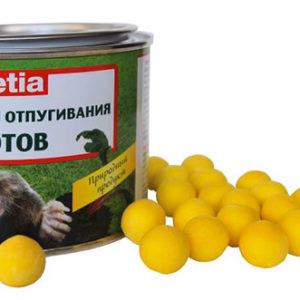 Натуральное средство для отпугивания кротов Detia