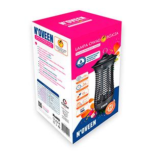 Упаковка лампы N'oveen IKN-18 IPX4