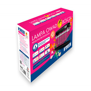 Упаковка лампы N'oveen IKN-36 IPX4