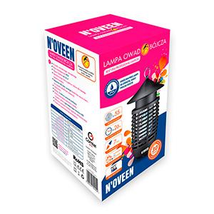 Упаковка лампы N'oveen IKN-7 IPX4