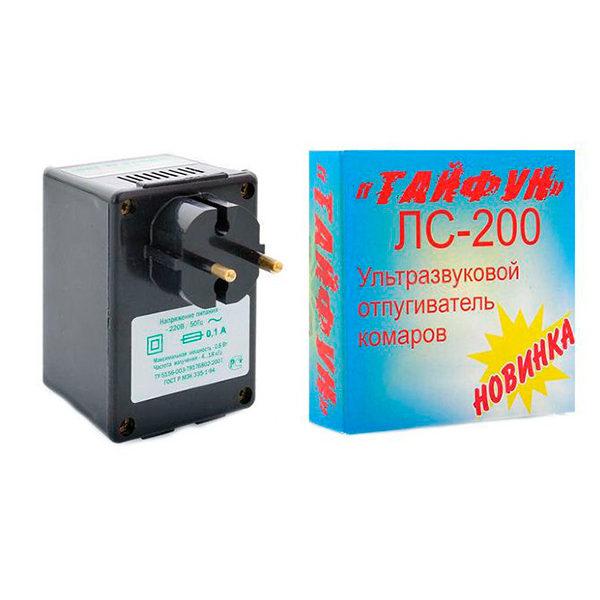 Стационарный ультразвуковой отпугиватель комаров Тафун ЛС-200
