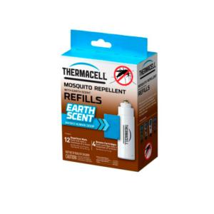 Большой запасной набор ThermaCELL MR E400-12 на 48 часов, с запахом прелой листвы для охотников