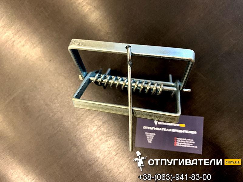 Кротоловка механическая СКАТ62 вид сверху