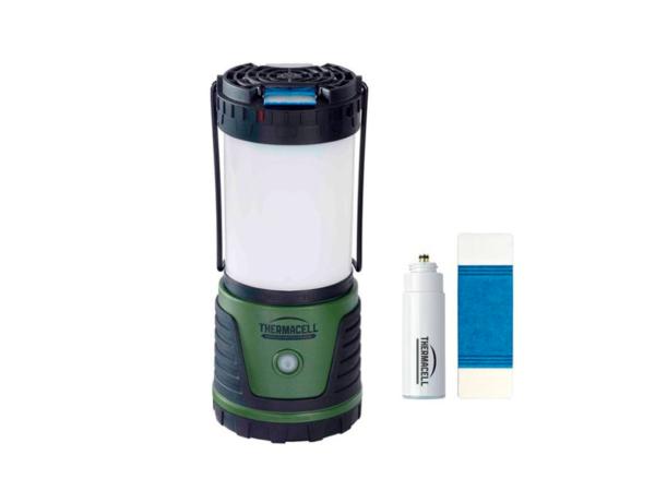 Комплектация лампы противомоскитной ThermaCELL Trailblazer Camp Lantern MR KA