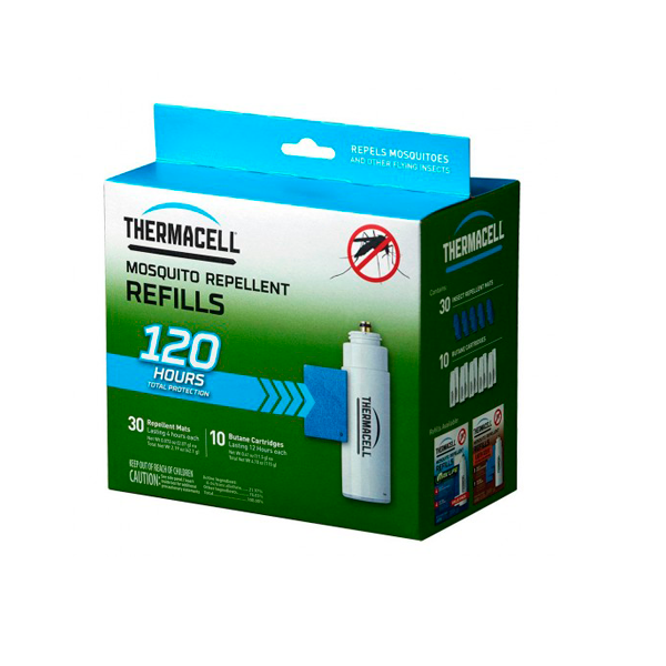 Огромный запасной набор Thermacell MR-R10 на 120 часов