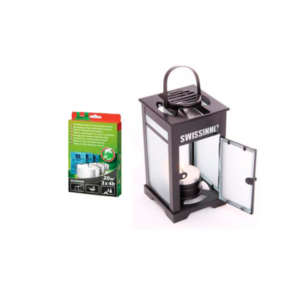 Запасной набор пластин для Stop Mosquito Lantern SWISSINNO на 12 часов
