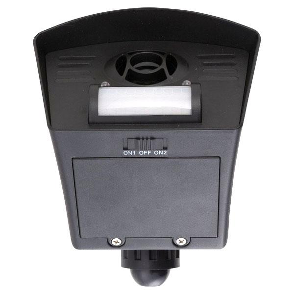 Универсальный ультразвуковой отпугиватель животных LS-987 - переключатель режимов