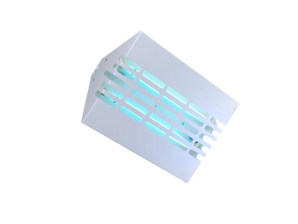 Вид с под низу инсектицидной лампы для пищеблоков Pomel LPO-30, LPO-30N