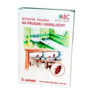Ловушки для тараканов ABC (2 штуки)