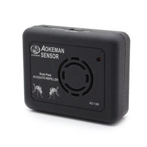 Ультразвуковой отпугиватель комаров Aokeman AO-149 (на батарейках)