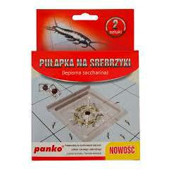 Ловушка с аттрактантом для чешуйниц Panko (2 штуки)