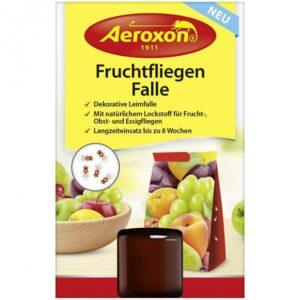 Декоративная ловушка с приманкой для плодовых мошек Aeroxon