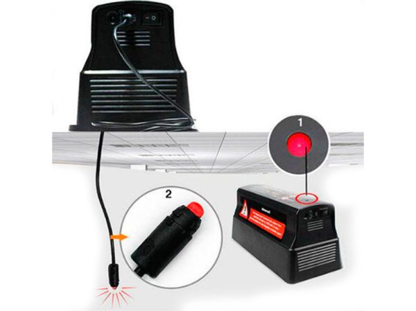 Индикаторы электронной мышеловки (крысоловки) Florada