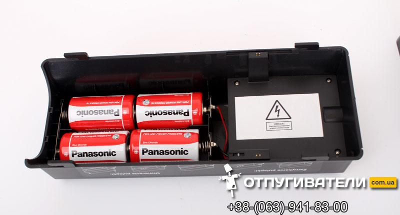 Электро-ловушка крыс и мышей Florada работает от сети и от батареек