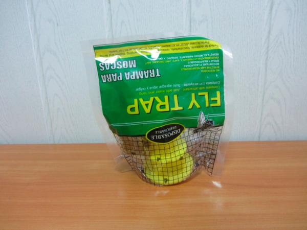 Внешний вид ловушки для мух и слепней с аттрактантом Fly Trap FT 001