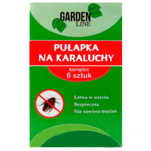 Ловушки для тараканов Garden Line (6 штук)