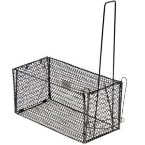 Крысоловка-клетка металлическая