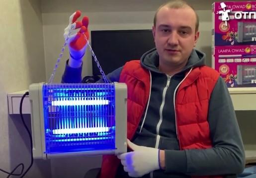 Какую лампу от насекомых выбрать? Модельный ряд инсектицидных светильников Noveen 2019