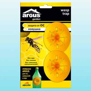 Ловушка от ос Argus Garden (вставка в бутылку) (2 шт.)
