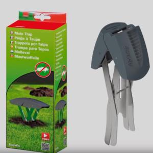 Ловушка для кротов Mole Trap с мощной пружиной