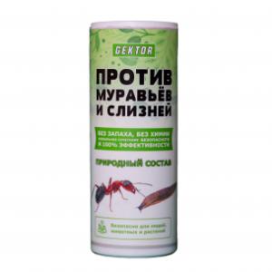Инсектицидное средство от слизней и муравьев «Гектор»