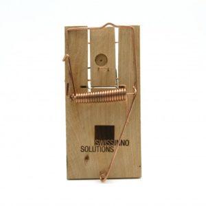 Крысоловка деревянная Wood Rat Trap от SWISSINNO