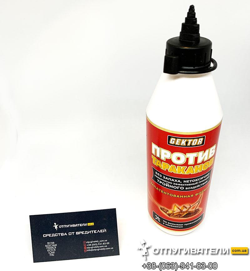 Гектор от тараканов не токсичное средство