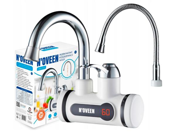 Комплектация нагревателя воды Noveen IWH350