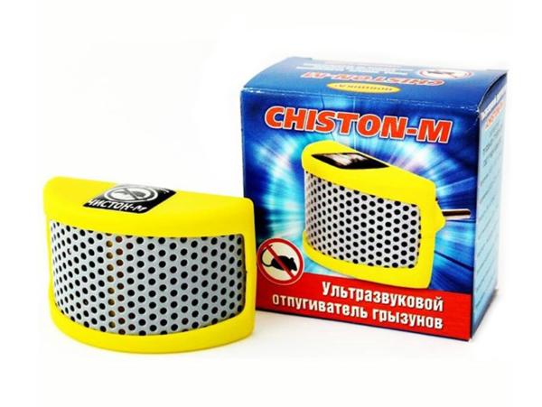 Ультразвуковой МИНИ отпугиватель грызунов «Чистон-М»