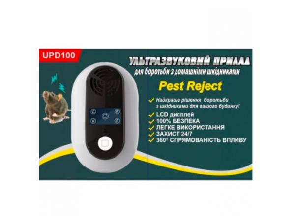 Ультразвуковой отпугиватель вредителей Pest Reject UPD100
