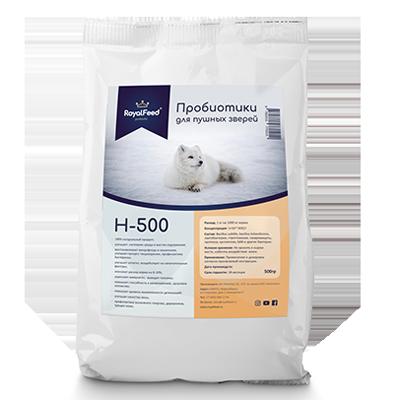 Пробиотики для пушных зверей Biolatic H-500 (RoyalFeed)