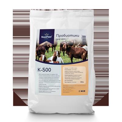 Пробиотики для коз Biolatic K-500 (RoyalFeed)
