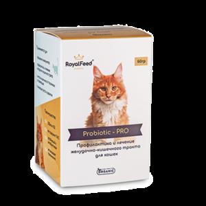 Пробиотики для желудочно-кишечного тракта кошек Biolatic Probiotic - PRO (RoyalFeed)