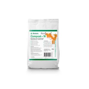 Бактерии для переработки навоза КРС Biolatic Compost-10