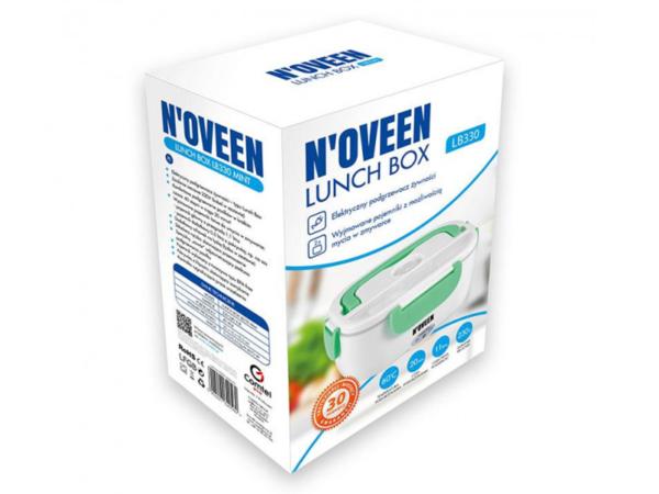Ланч-бокс с подогревом Noveen LB330 в коробке