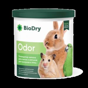 Сухая дезинфицирующая присыпка BioDry (Биодрай) для грызунов от Biolatic