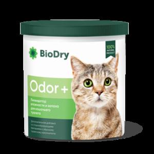 Сухая дезинфицирующая присыпка BioDry (Биодрай) для кошек от Biolatic