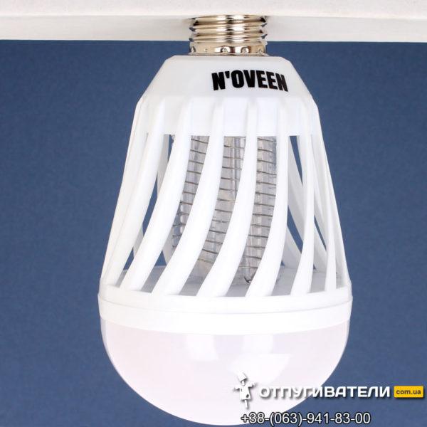 Ледовская Лампочка от комаров, мух Noveen IKN-803