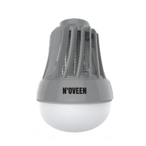 Портативная светодиодная лампа от насекомых на батарейках Noveen IKN823 LED IPХ4