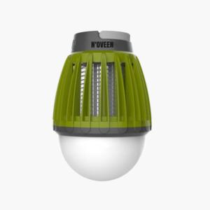 Портативная светодиодная лампа от насекомых на аккумуляторе Noveen IKN824 LED IPХ4